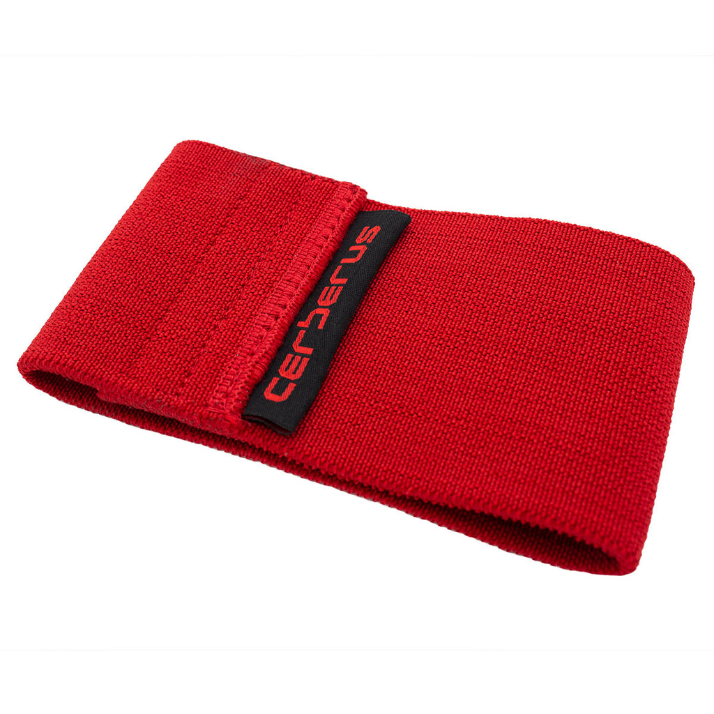 Power Cuff (Red 8cm wide)