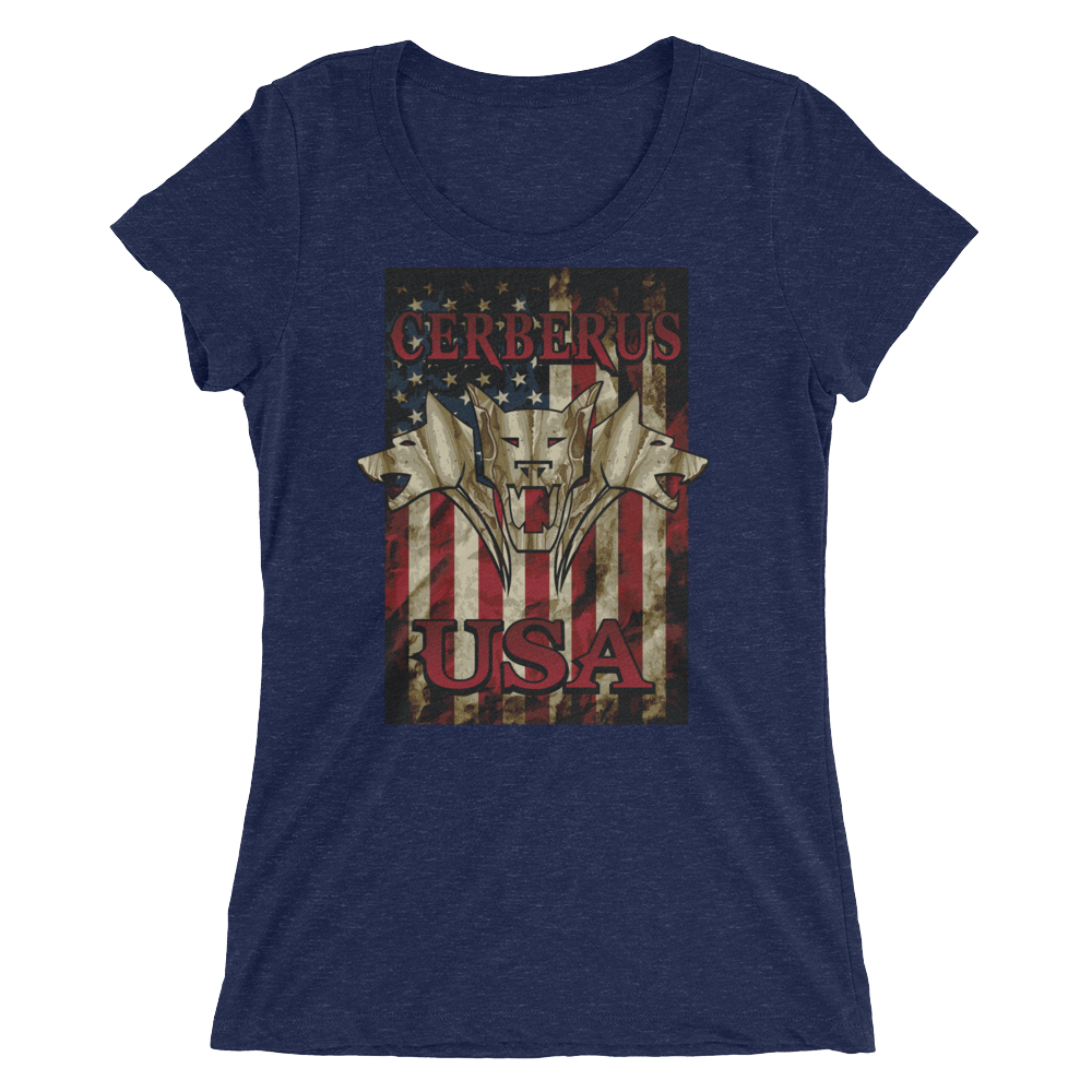 Woman's Flag T