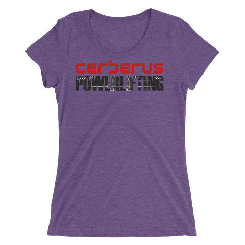 Image of Woman's Powerlifting T