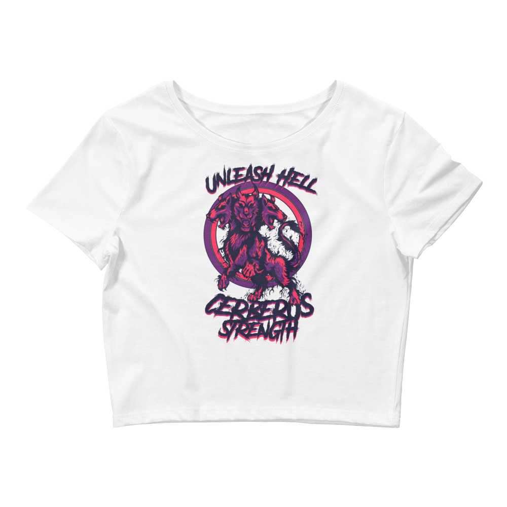 Unleash Hell Cropped T