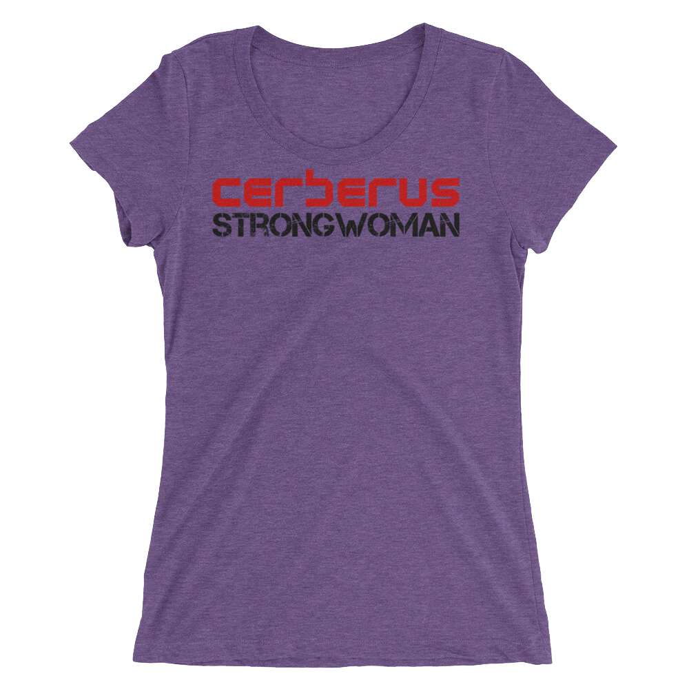 Woman's Strongwoman T