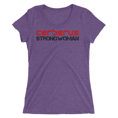 Image of Woman's Strongwoman T