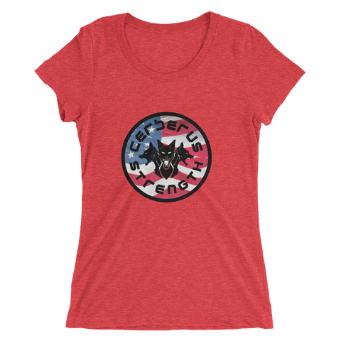 Image of Woman's USA T