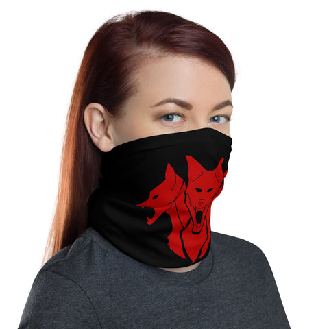 CERBERUS Neck Gaiter (Black)