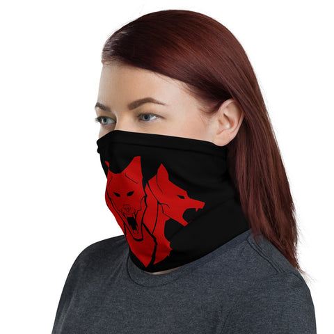 Image of CERBERUS Neck Gaiter (Black)