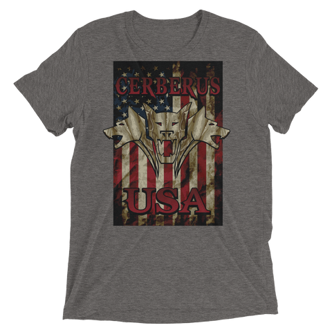 Image of Men's Flag T