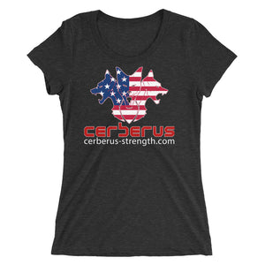 Women's Team Cerberus USA T
