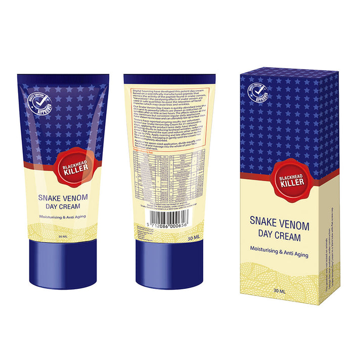 Snake Venom Day Cream