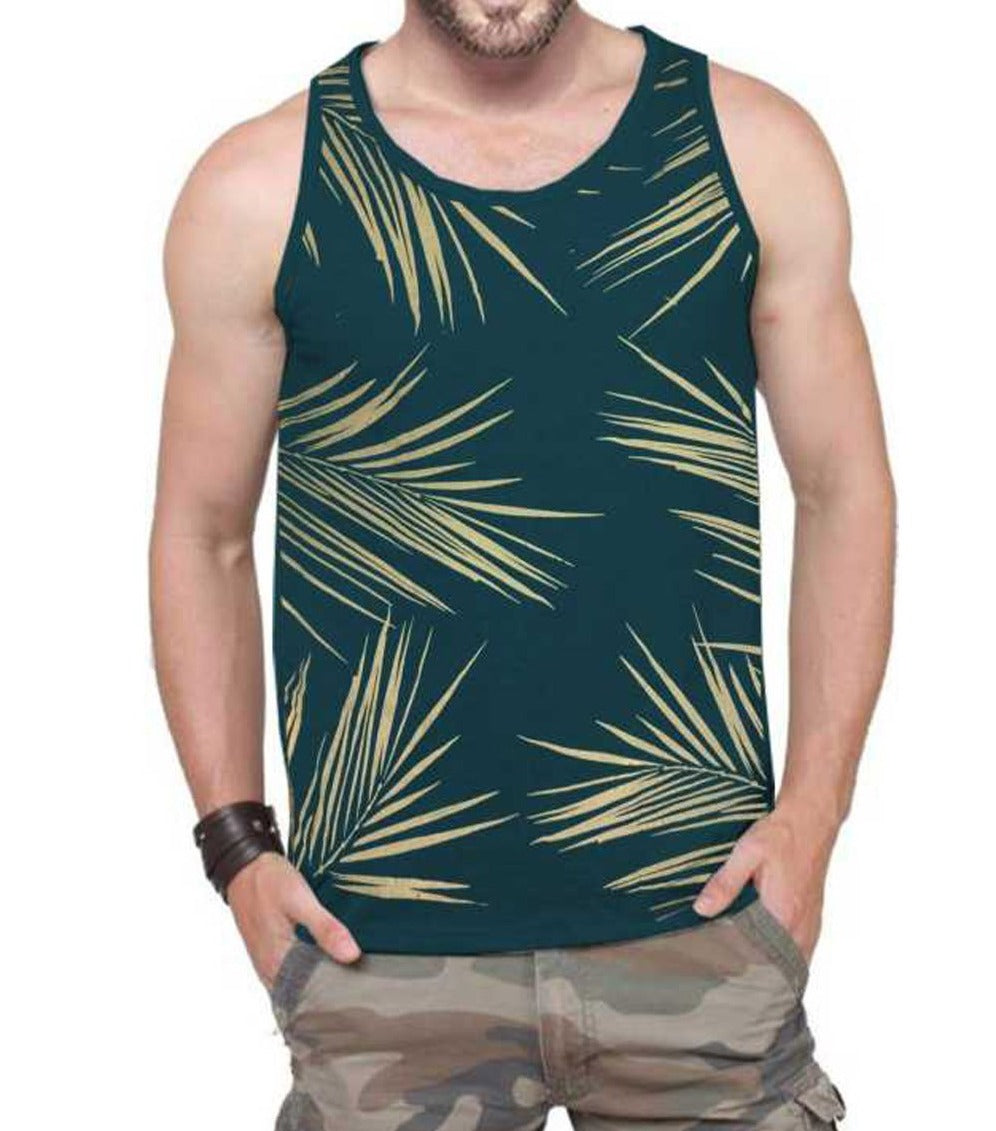 Tripr Men Green Vest