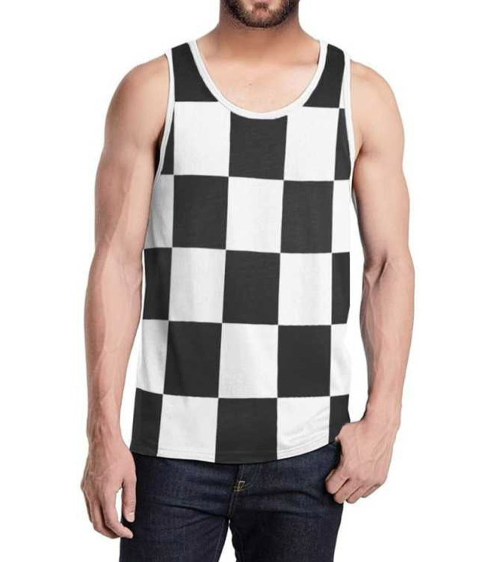Tripr Men Color Blocked Vest