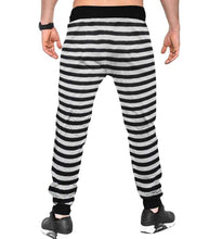 Tripr Striped Men Multicolor Track Pants