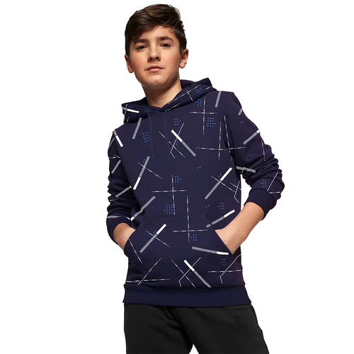 Tripr Full Sleeve Printed Kids Sweatshirt