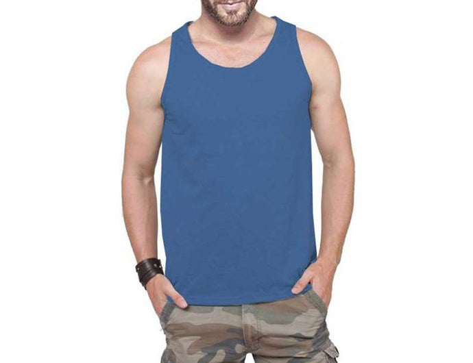 Tripr Men's Tank Top Royalblue