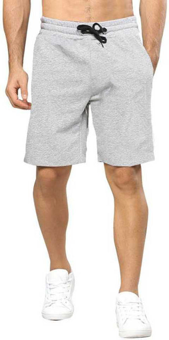 Tripr Men Grey Regular Shorts