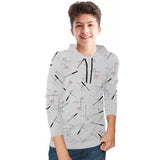 Tripr Kids Printed Pure Cotton T Shirt Grey