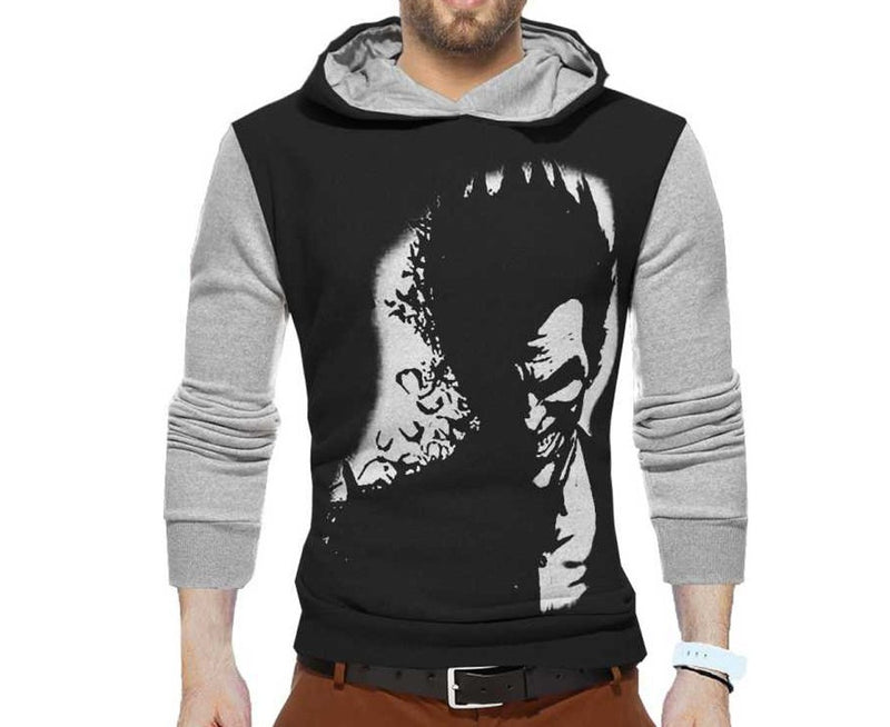 Tripr Full Sleeve Graphic Print Men Sweatshirt