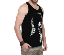 Tripr Men's Printed Tank Top Joker