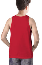 Tripr Vest For Kids  Cotton Blend  (Red, Pack of 1)