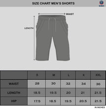 Tripr Solid Men Black Regular Shorts