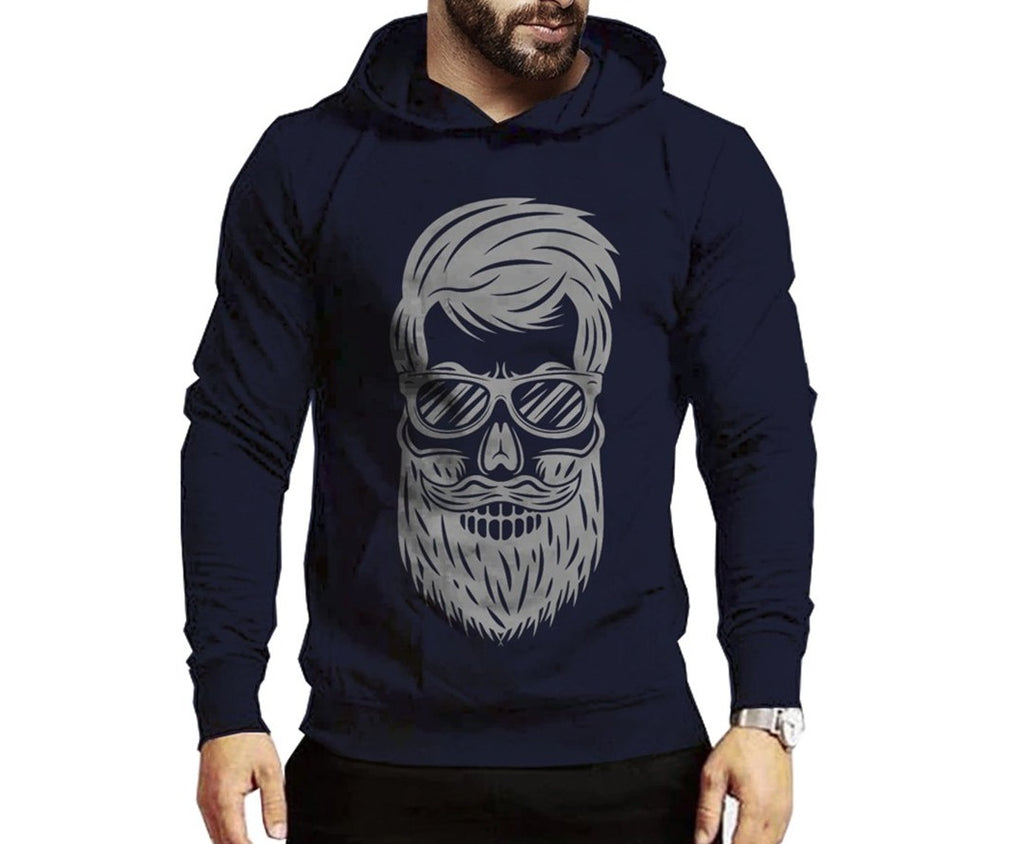 Tripr Full Sleeve Printed Men's Sweatshirt