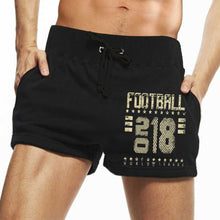 Tripr Printed Men Black Running Shorts