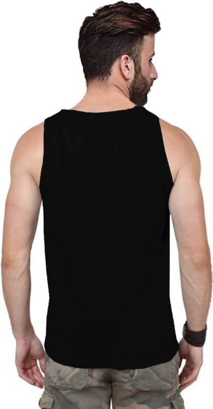 Tripr Men Tank(Pack of 4)