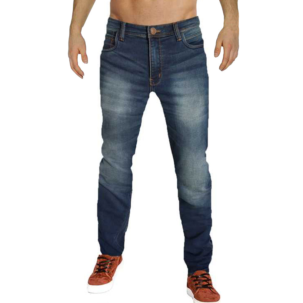 Tripr Slim Men Blue Jeans