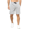 Tripr Solid Men Grey Regular Shorts