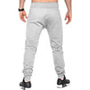 Tripr  Printed Men Grey Track Pants with zipper