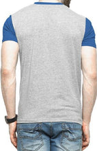 Tripr Printed Men V-neck Multicolor T-Shirt  (Pack of 2)