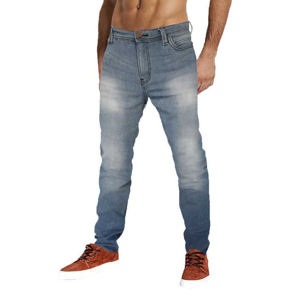 Tripr Slim Men Light Blue Jeans