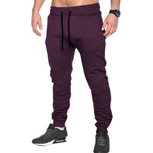 Tripr Solid Men Maroon Track Pants