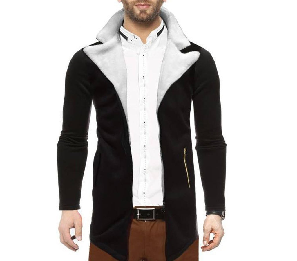 Tripr Full Sleeve Solid Men Jacket
