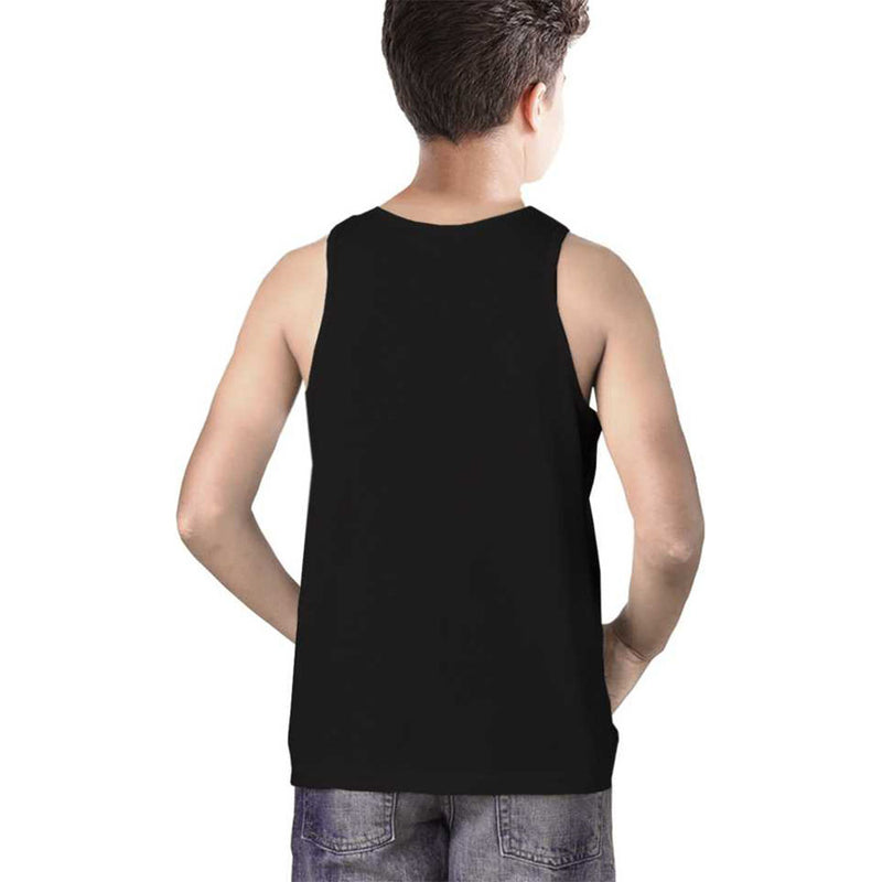 Tripr Men's V-Neck Full Sleeves Tshirt Black