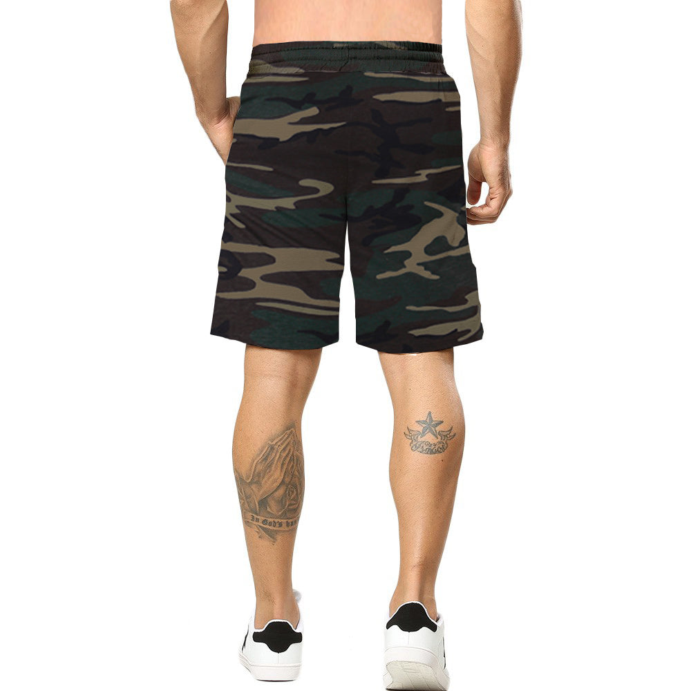 Tripr Men's Camouflage Short