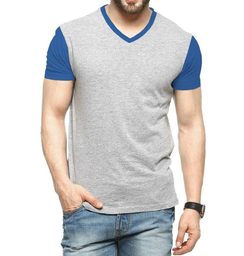 Tripr Men's V-Neck Tshirt