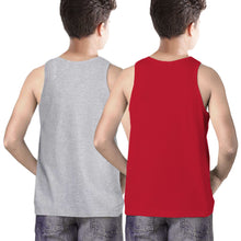 Tripr Vest For Kids Cotton Blend  (Multicolor, Pack of 2)