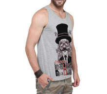 Tripr Men's Printed Tank Top