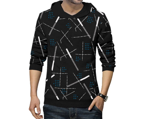 Tripr Full Sleeve Printed Men Sweatshirt