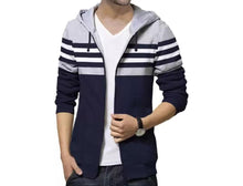 Tripr Full Sleeve Color Block Men Jacket