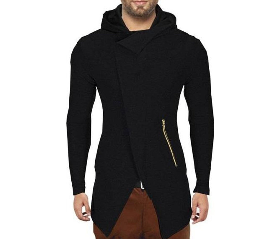 Tripr Men's Hooded Jacket