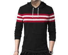 Tripr Full Sleeve Striped Men Sweatshirt
