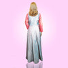 Tripr Women Embroidered gorgeous multicoloured gown