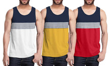 Tripr Men Vest (Pack of 3)