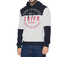 Tripr Full Sleeve Color Block Men Sweatshirt