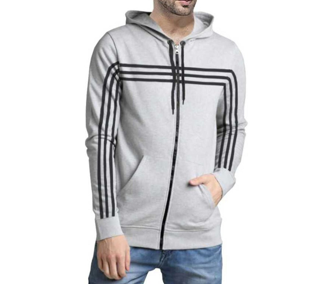 Tripr Full Sleeve Striped Men Jacket