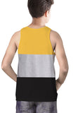 Tripr  Vest For Kids Cotton Blend  (Multicolor, Pack of 1)
