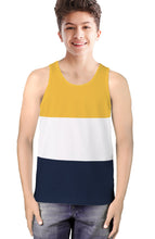 Tripr  Vest For Boys Cotton Blend  (Multicolor, Pack of 1)