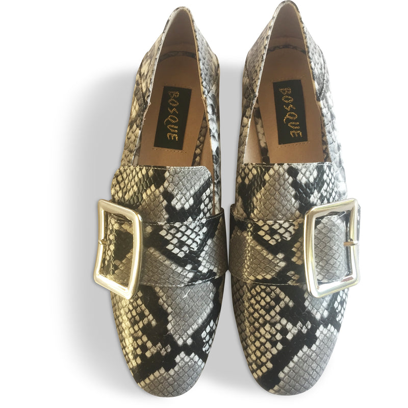 Bosque Flex Loafer - Snake