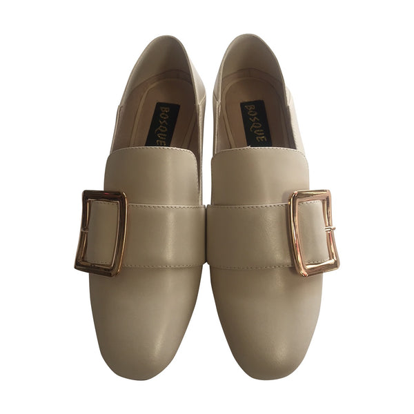 Bosque Flex Loafer - Ivory